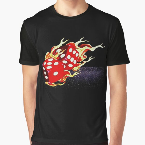 """Bones of Fire"" by DCP Graphic T-Shirt"