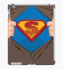 Superhero design  iPad Case/Skin