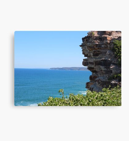 South from King Edward Park Canvas Print