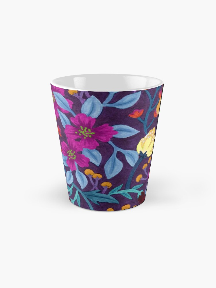 Alternate view of Floral Mug