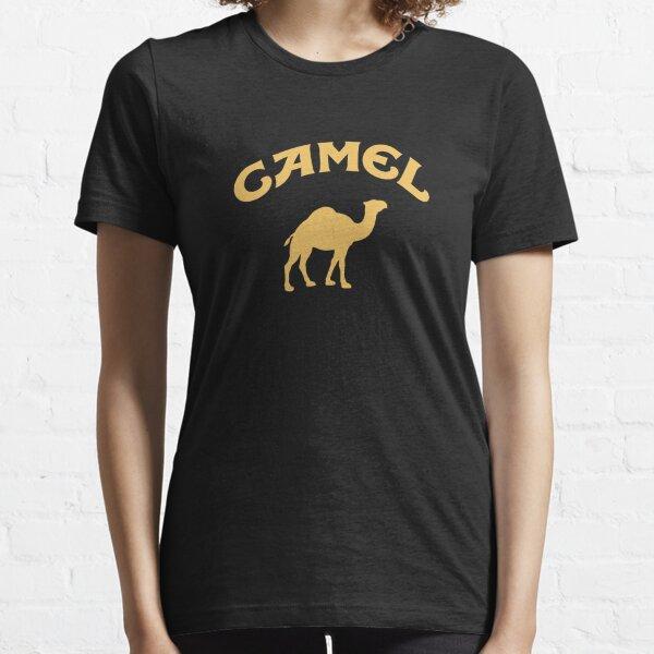 MEILLEUR VENDEUR - Marchandise de cigarettes de chameau T-shirt essentiel