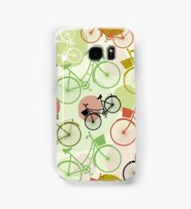 Ride a bike Samsung Galaxy Case/Skin