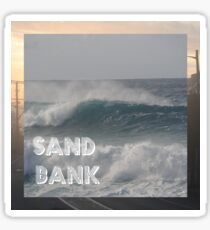 SANDBANK BOX ISSUE.10 Sticker
