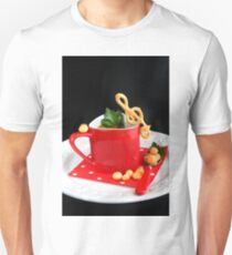 That's Music to My Taste | Soup with Choux Pastry Clef T-Shirt