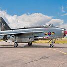 English Electric Lightning F.6 XR753/XI by Colin Smedley