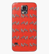 Pattern of The Royal Tenenbaums Case/Skin for Samsung Galaxy