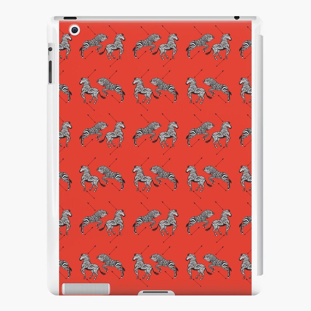 Muster der königlichen Tenenbaums iPad-Hüllen & Klebefolien