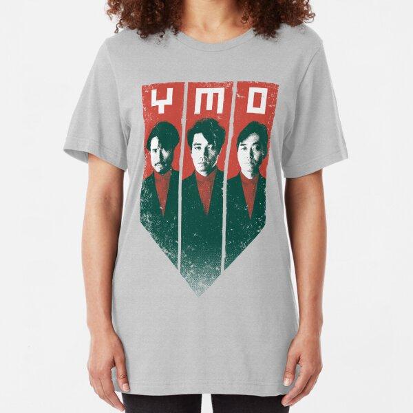 YMO - Propaganda Slim Fit T-Shirt