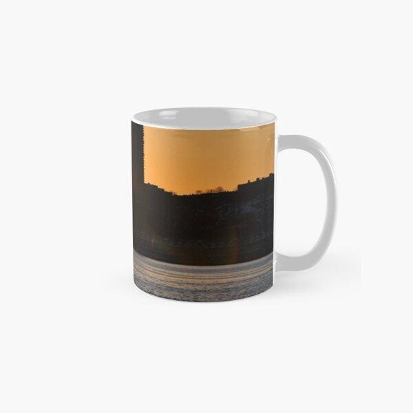Peekaboo Sunset Classic Mug