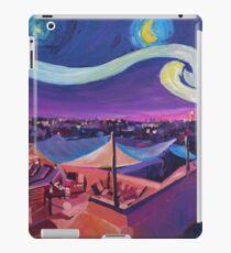 Starry Night in Marrakech Van Gogh Inspirations  iPad Case/Skin