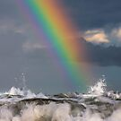 Colour Above a Candy Sea by 16images