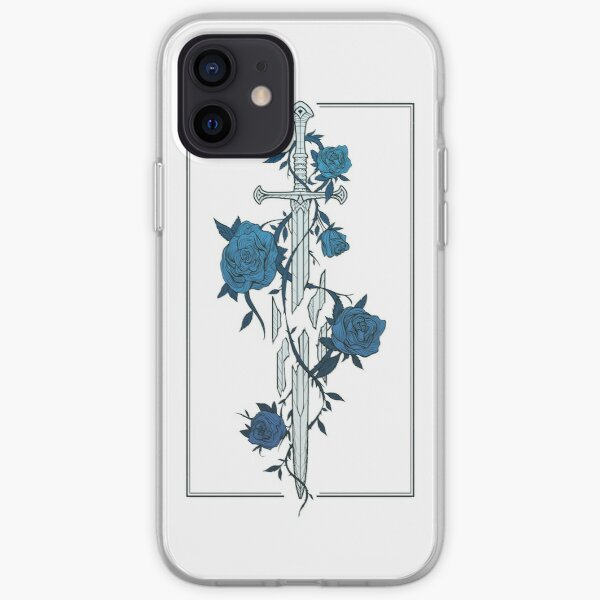 Roses of the Broken Sword iPhone Soft Case