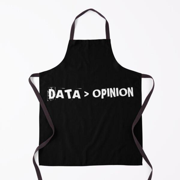 Data Science Opinion Apron