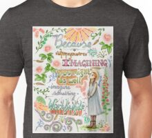 Anne of Green Gables quote                                                                                                 Unisex T-Shirt