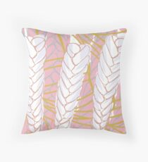 Tale Tails Throw Pillow