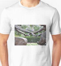 Reaching Hands Unisex T-Shirt