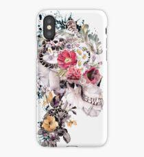 MOMENTO MORI X iPhone Case
