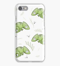 Chameleons iPhone Case/Skin