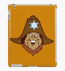 a little Fuzz iPad Case/Skin