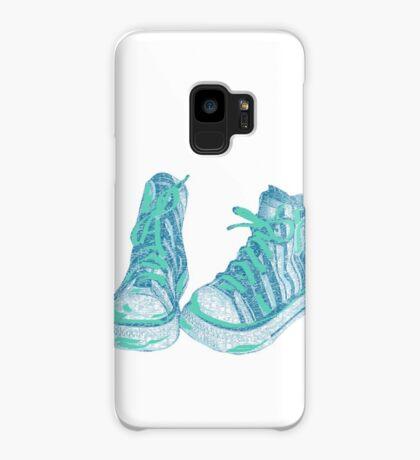Just Kickin' ... Case/Skin for Samsung Galaxy