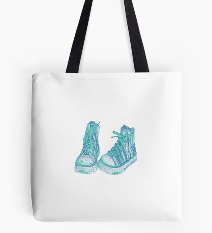 Just Kickin' ... Tote Bag