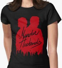 Murder Husbands [Red/Black] T-Shirt