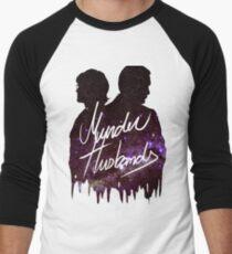 Murder Husbands [Galaxy] Men's Baseball ¾ T-Shirt