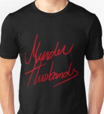 Murder Husbands [Text] T-Shirt