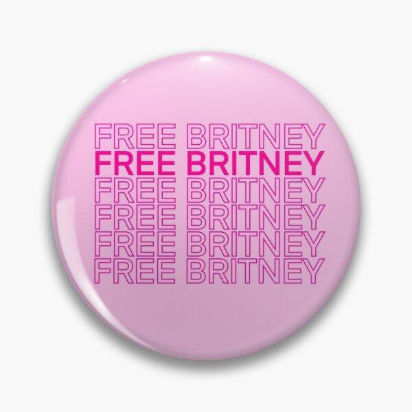 Free Britney Pin