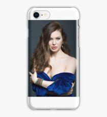 seductive Beautiful woman model Sienna Taylor iPhone Case/Skin