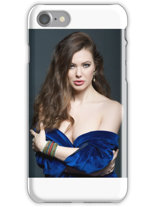 Quot Seductive Beautiful Woman Model Sienna Taylor Quot Iphone