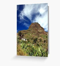 Tenerife Greeting Card