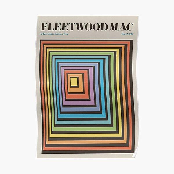 Fleetwood Band Poster
