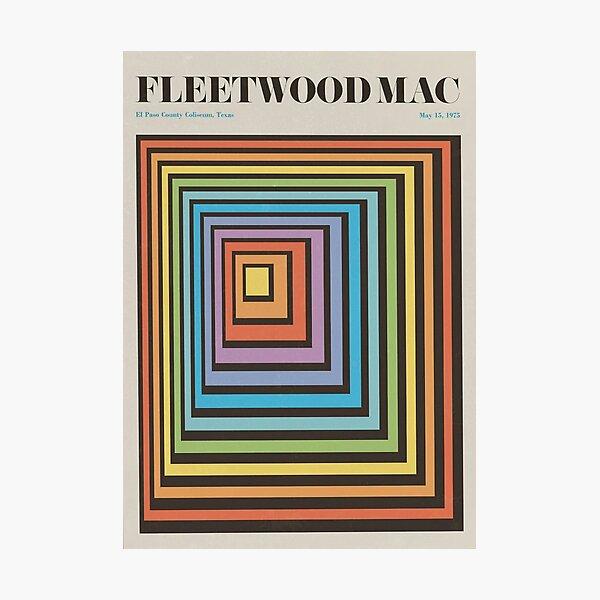 Fleetwood Band Photographic Print