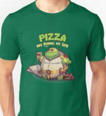 Teenage Mutant Ninja Turtles - Fat Michelangelo Unisex T-Shirt