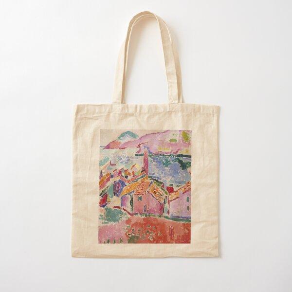 Les toits de Collioure- Henri Matisse  Cotton Tote Bag