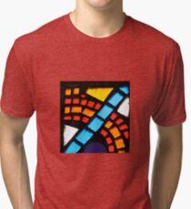 Portmeirion Window Tri-blend T-Shirt