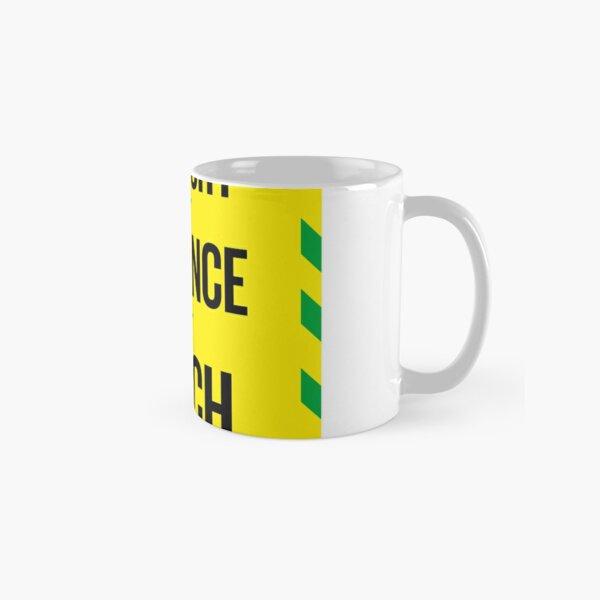 xmas card 3 - George Classic Mug