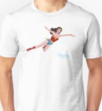 Amazon Princess 1 by Kevenn T. Smith Unisex T-Shirt