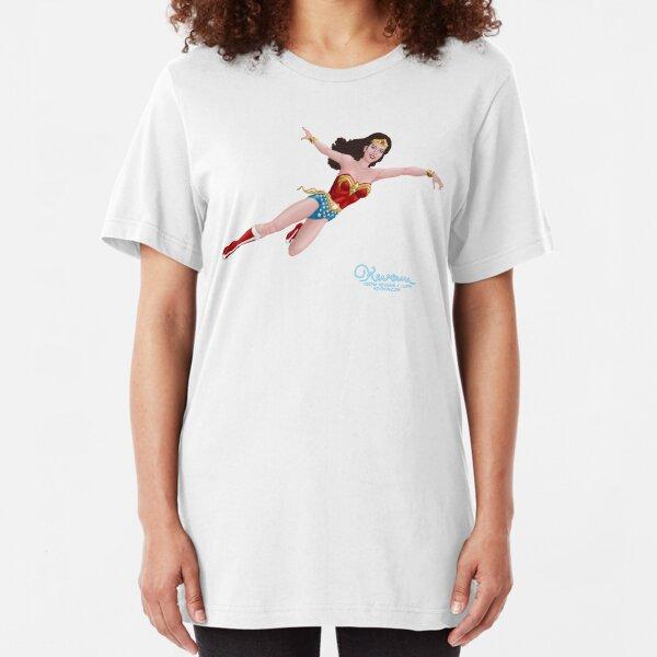 Amazon Princess 1 by Kevenn T. Smith Slim Fit T-Shirt