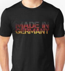 Germany Flag Deutschland Unisex T-Shirt
