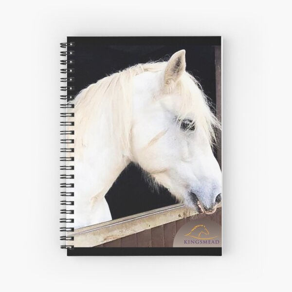Billy Collection Spiral Notebook