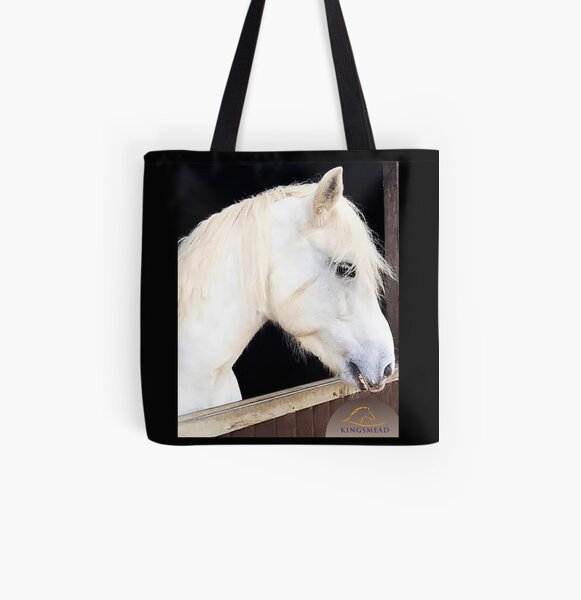 Billy Collection All Over Print Tote Bag