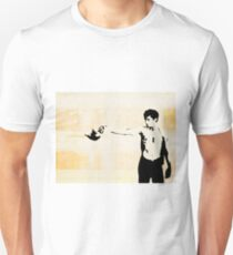 Tea-time with Travis Unisex T-Shirt