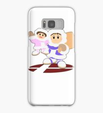 Ice Climbers- Super Smash Bros Melee Samsung Galaxy Case/Skin