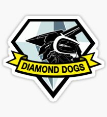 Diamond Jehuty Sticker