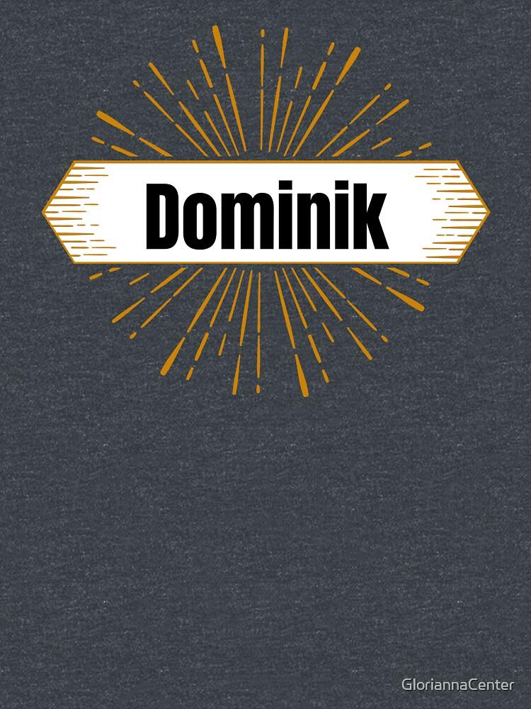 Dominik by GloriannaCenter