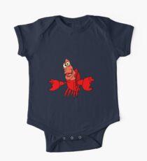 Body de manga corta para bebé Sebastian