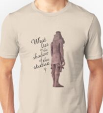 The Four Toed Statue Unisex T-Shirt