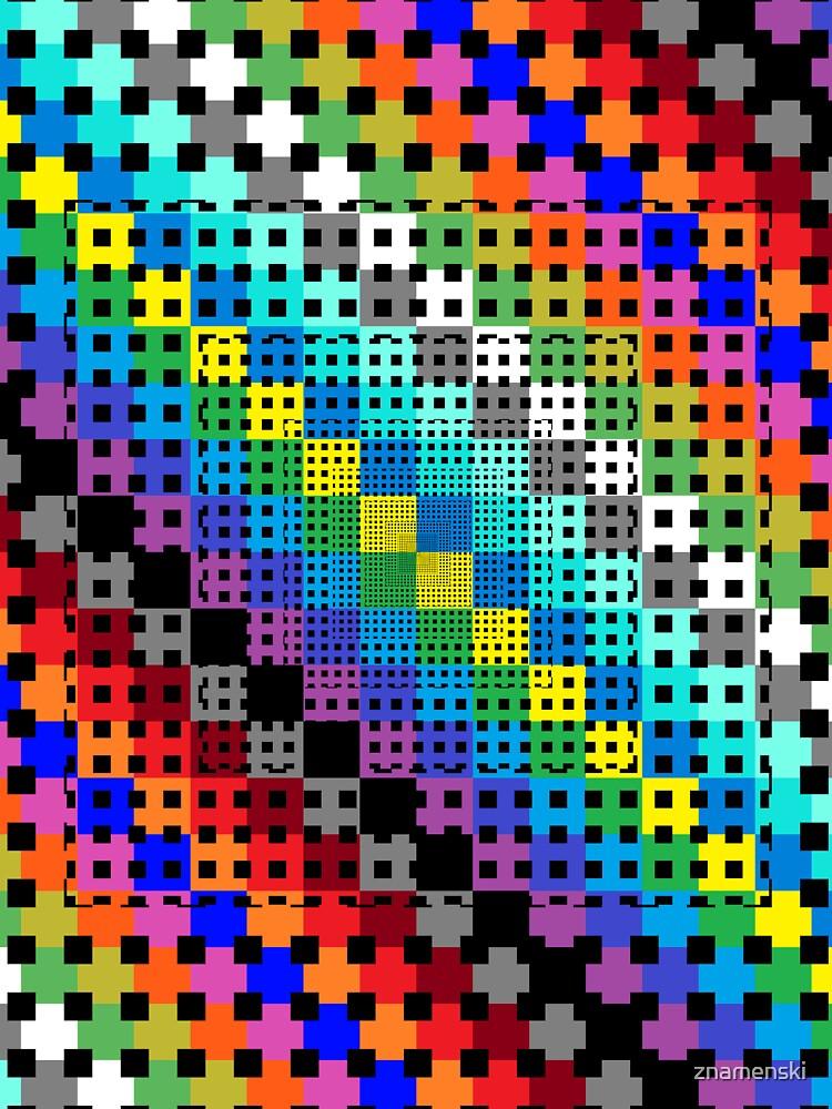 Trippy Colors by znamenski